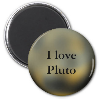 Pluto Planet Magnet