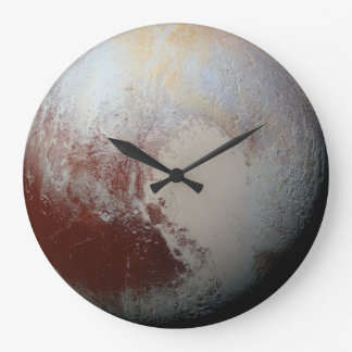 Pluto planet wallclocks
