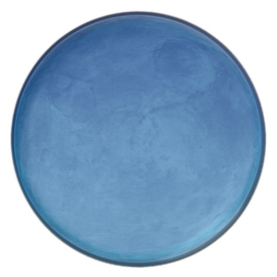 Pluto Plate