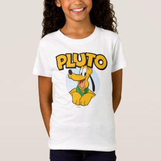 Pluto | Pup with Name T-Shirt