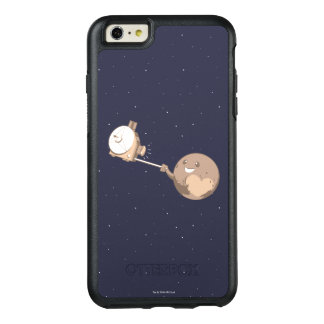 Pluto Selfie OtterBox iPhone 6/6s Plus Case
