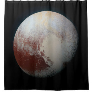 Pluto Shower Curtain