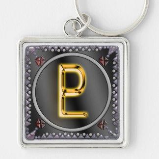 pluto sigil 2 keychain