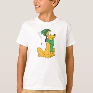 Pluton dans la vitesse d'hiver t-shirt