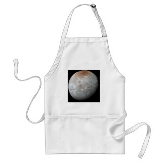 Pluto's Largest Moon: Charon Standard Apron