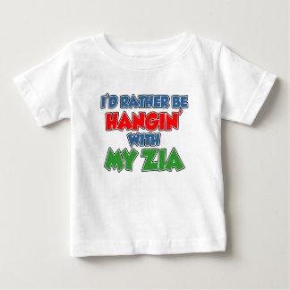Plutôt accroche avec Zia T-shirt Pour Bébé