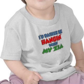 Plutôt accroche avec Zia T-shirts