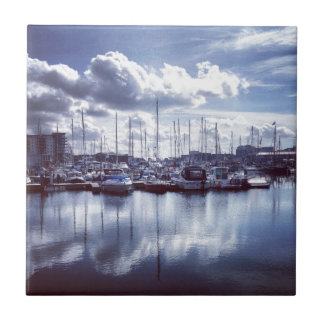 Plymouth boats ceramic tiles