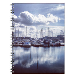 Plymouth boats notebooks