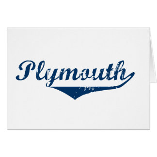 Plymouth Card