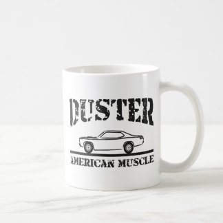 Plymouth Duster American Muscle Car Coffee Mug