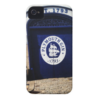 Plymouth Gin iPhone 4 Cover