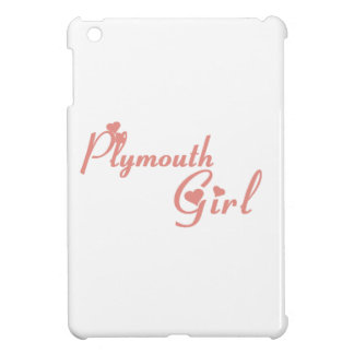 Plymouth Girl Case For The iPad Mini