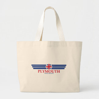 Plymouth Large Tote Bag