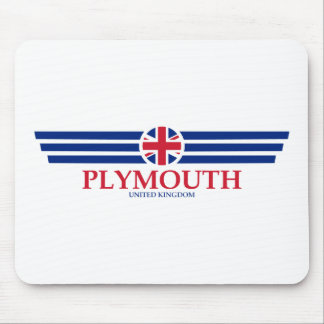 Plymouth Mouse Pad