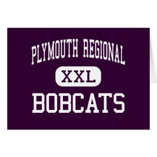 Plymouth Regional - Bobcats - High - Plymouth Card