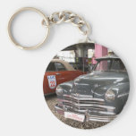 Plymouth Special De Luxe. Built in 1949 Key Chain