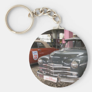 Plymouth Special De Luxe. Built in 1949 Keychain