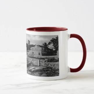 Plymouth - War Memorial & Customs House Mug
