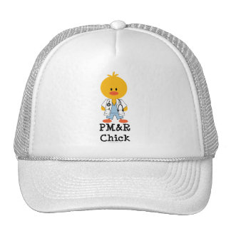 PM&R Chick Hat