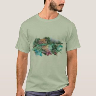 PMACarlson  Homestead, Smokey Mountains T Shirt