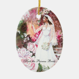 PMACarlson Kate the Princess Bride Ornament