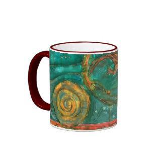 PMACarlson Lizard King Mug