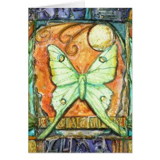 PMACarlson Luna Moth Card