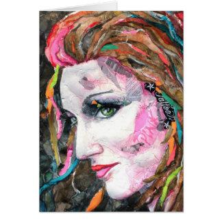 PMACarlson Roller Girl 191 Card