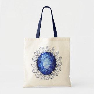 PMACarlson Royal Sapphire Bag