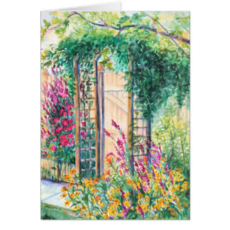 PMACarlson Secret Summer Garden Card