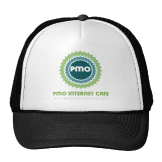 PMO INTERNET CAFE Hat