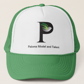 PMT green baseball hat