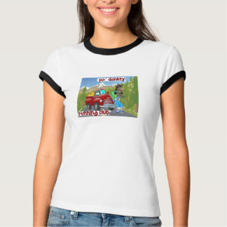Po Donkey Running Club T-Shirt