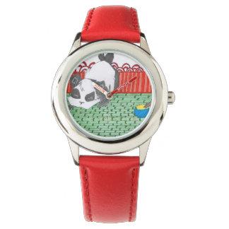Po, our small panda of China Wrist Watches