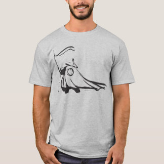 Po Ping - Humble Panda T-Shirt
