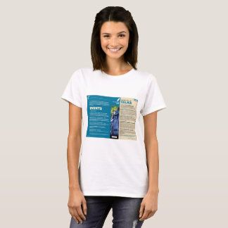Pocahontas 400 year milestone celebration T-Shirt