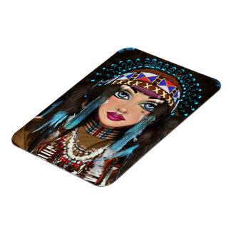 Pocahontas Magnet