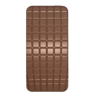 Poche de la barre de chocolat iPhone5 Housse Pour iPhone
