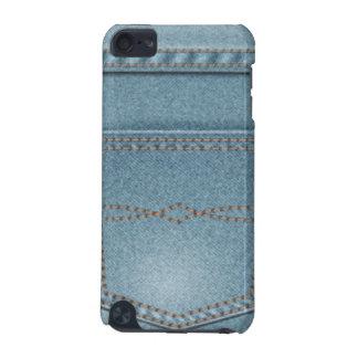 Pocket Denim Blue Jeans iPod Touch 5G Case