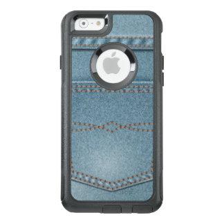 Pocket Denim Blue Jeans OtterBox iPhone 6/6s Case