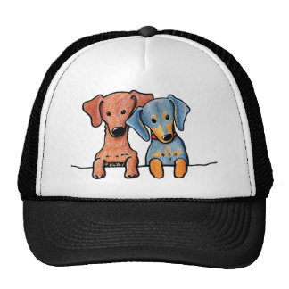 Pocket Doxie Duo Trucker Hat