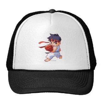 Pocket Fighter Ryu 2 Trucker Hat
