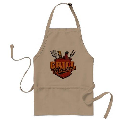 Pocket Grill Master Apron