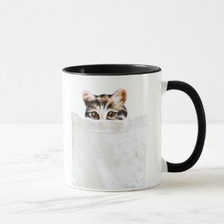 Pocket Kitty Mug