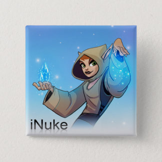 Pocket Legends iNuke Pin