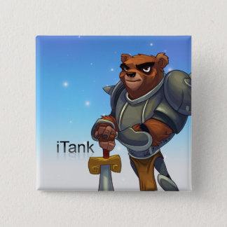 Pocket Legends iTank Pin