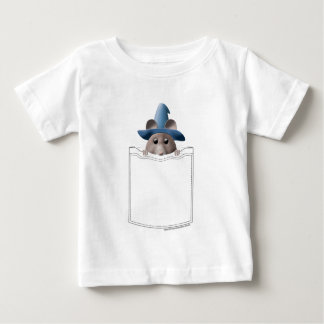 Pocket Mouse Baby T-Shirt
