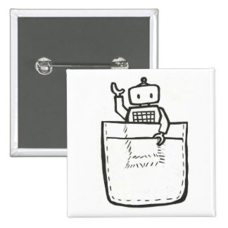 Pocket Robot Button