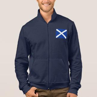 Pocket Scottish Saltire Flag of Scotland T-Shirt